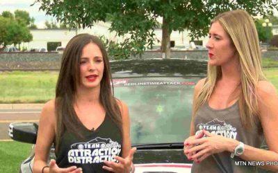 Big Sky Rally Team Attraction Distraction